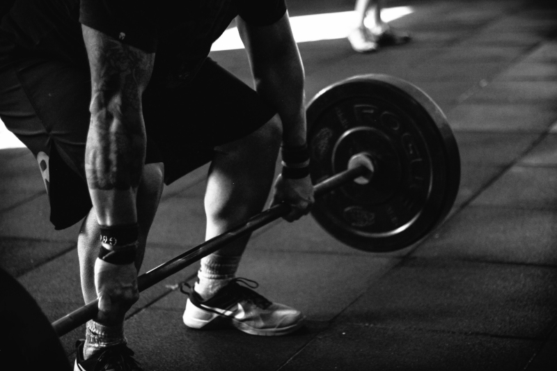 Deadlift training importance